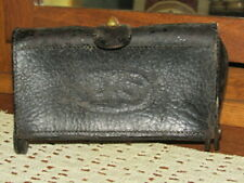 1870's McKeever Ammo Cartridge Box Original Pouch Labeled Us