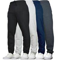 526Jeanswear Men's Comfort Fit Fleece Sportswear Jogging Bottoms, BNWT