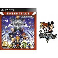 PS3 KINGDOM HEARTS HD 2.5 REMIX -ITA NEW SIGILLATO CON PIN DA COLLEZIONE