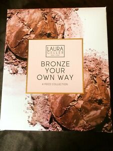 LAURA GELLER BRONZE YOUR OWN WAY 4 PIECE COLLECTION - BOXED