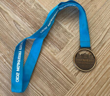 Genuine Blenheim Triathlon 2010 Finisher Medal 🏅