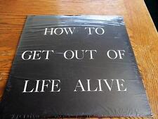 Sealed Lp~Rev. John DeSanto: How To Get Out Of Life Alive [Vincennes Indiana]