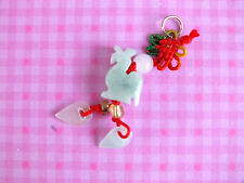 CHINESE JADE ZODIAC ANIMAL ROOSTER PENDANT CHARM BIRTHDAY NEW YEAR 2017 PARTY