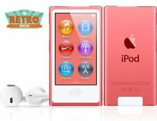 Apple iPod nano 7th Generation Pink  (16GB) (Latest) C - Bluetooth & Touchscreen