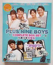 Korean Drama DVD Plus Nine Boys (2014) GOOD ENG SUB All Region FREE SHIPPING