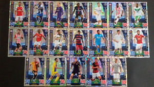 Topps Match Attax CHAMPIONS LEAGUE 15/16 2015/2016 Trading Cards