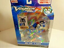 2017 Voltron Diecast Metal Defender Blue Lion New in Package