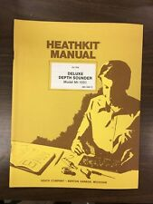Heathkit MI-1031 original manual stock #595-1439-12