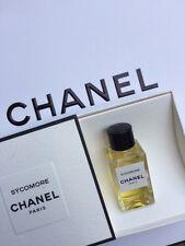 NIB One Chanel Sycomore Eau de Toilette Miniatur 4ml/0.12oz Les Exclusifs A +