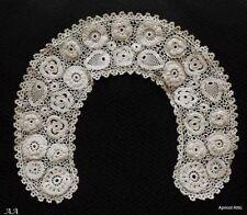 Linen Antique Collars/Cuffs