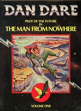 Dan Dare: The Man from Nowhere. Dragons Dream Paperback 1st Edition