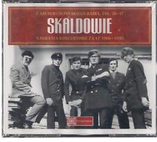 SKALDOWIE NAGRANIA KONCERTOWE 1966-1990 4CD ARCHIWUM POLSKIEGO RADIA 2008