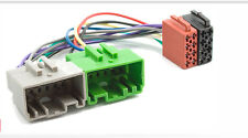 Carav 12-038 autoradio cable del adaptador ISO para volvo s40 v40 s70 v70 s60 s80