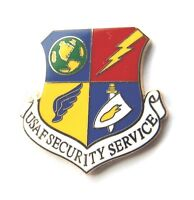 USAF AIR FORCE SECURITY SERVICE PIN