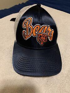 Ladies Chicago Bears Hat By New Era