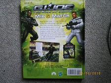 gi joe the rise of cobra mix and match rare 200 combos hasbro collectable