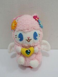 "Jewelpet ANGELA Alpaca Sanrio SEGA Plush 5.5"" Stuffed Toy Doll Japan"