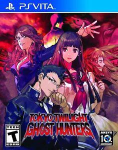 Tokyo Twilight Ghost Hunters - PlayStation Vita (PSVita) - Brand New Sealed