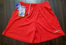 NWT Joma Soccer Shorts Mens Large Red