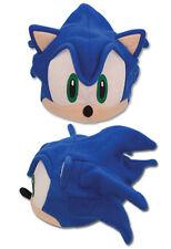 Real Authentic Ge-2331 Sonic the Hedgehog - Classic Sonic Fleece Cap Hat