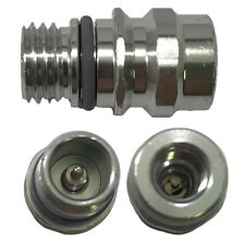 A/C Service Schrader Valve High Side R-134a Port Adapter OE Style Fitting