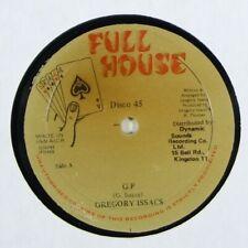 "Gregory Isaacs ""G.P."" Reggae 12"" Full House mp3"