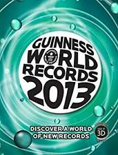 Guinness World Records 2013 by Guinness World Records