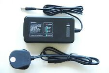 Battery Charger for Powakaddy Lithium ION Batteries with  smaller 5.5mm DC Jack