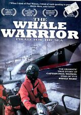 THE WHALE WARRIOR: PIRATE FOR THE SEA  - REGION 1 DVD BRAND NEW SEALED