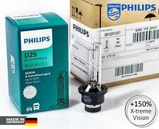Philips D2S Xenon X-treme Vision gen2 +150% 85122XV2C1 headlight bulb P32d-2 35W