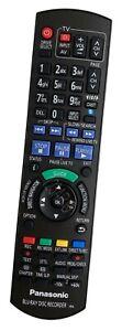 Originale Panasonic Fernbedienung BLU-RAY DISC RECORDER IR6 - N2QAYB000616