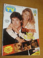 1991/50=BEAUTIFUL SOAP OPERA JOANNA JOHNSON=FRANCO BATTIATO=BIANCA E BERNIE=
