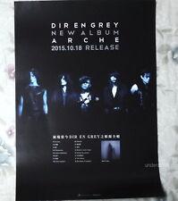 DIR EN GREY ARCHE 2015 Taiwan Promo Poster