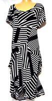 TS dress TAKING SHAPE plus sz M / 18 - 20 Distance Dress soft stretch NWT rp$130