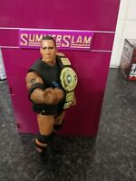 Wwe Elite The Rock Wrestling Figure With Attitude Era World Title