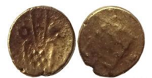 Indo Dutch Coromandel Coast Gold Fanam Rare