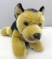 Ganz Webkinz Signature German Shepherd pup dog stuffed animal no code retired