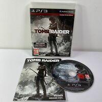 Tomb Raider Playstation 3 (PS3)