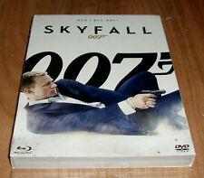 Skyfall Blu-Ray + DVD Neu James Bond 007 Schonbezug Aktion (Ohne Offen ) R2