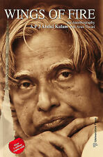 Wings of Fire: An Autobiography by A.P.J. Abdul Kalam (Author) (Brand New)