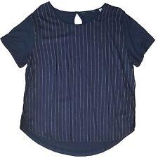 Tunic Blouse Women's Blouse Blouse Shirt u Cut out Size 44 Viscose
