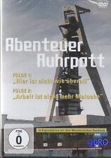 Abenteuer RUHRPOTT + Menschen Kultur Fußball + Die komplette Staffel Teil 1-4 +