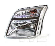 TYC NSF Left Side Halogen Headlight Asy For Ford Transit Connect 2010-2013 Model