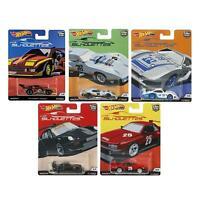 Hot Wheels Car Culture Super Silhouettes Premium Cars Set of 5