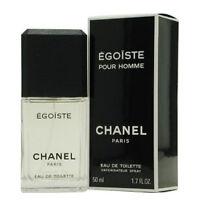 EGOISTE de CHANEL - Colonia / Perfume EDT 50 mL - Hombre / Man / Uomo - Egoïste