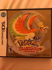 Pokemon: HeartGold Version (DS, 2010) Authentic