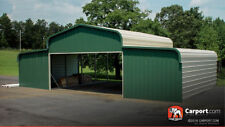 County Barn 48 Wide X 21 Long X 9 High