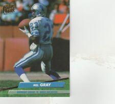 75109ad5f FREE SHIPPING-MINT-1992 Fleer Ultra  116 Mel Gray Detroit Lions Football  Card