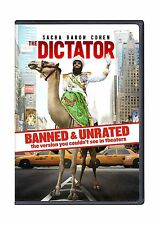 The Dictator - BANNED & UNRATED Version Free Shipping