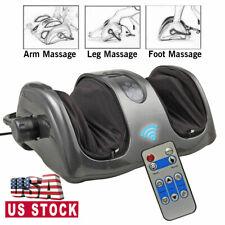 Shiatsu Heating Foot Massager Machine With Switchable Kneading Rolling Massage